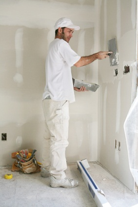 Drywall repair in Beverly Hills, CA by All City Painting.